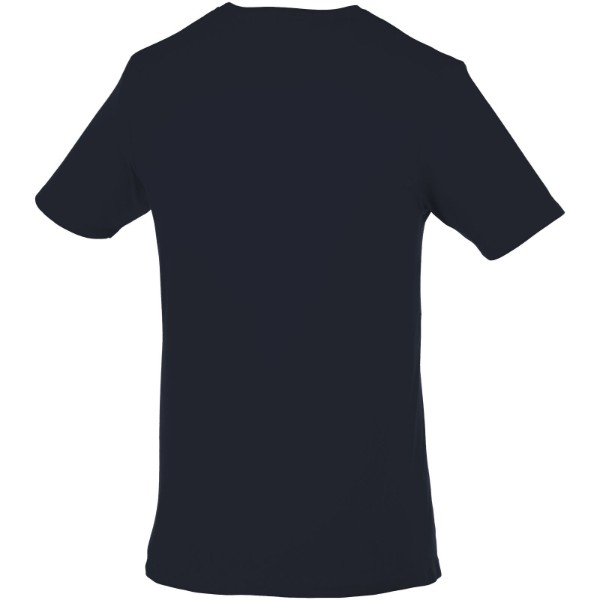 Pánské triko Bosey s véčkovým výstřihem - Navy / XS