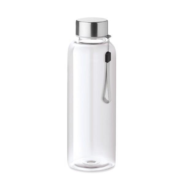 Butelka 500 ml z RPET Utah Rpet - przezroczysty