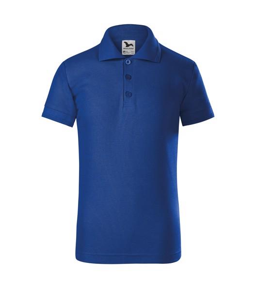 Polo Shirt Kids Malfini Pique Polo - Royal Blue / 6 years