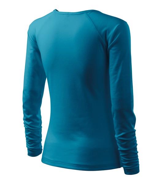 T-shirt women's Malfini Elegance - Turquoise / M
