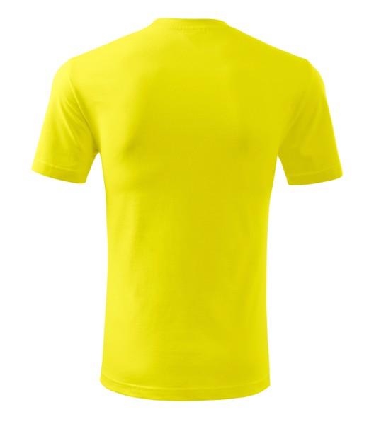 T-shirt men's Malfini Classic New - Lemon / 3XL
