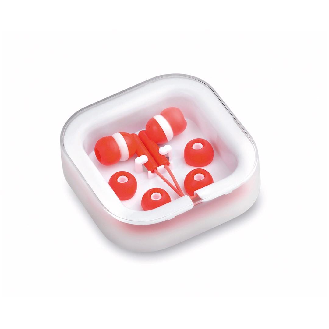 Auriculares Cort - Rojo