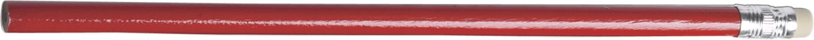 Wooden pencil - Red