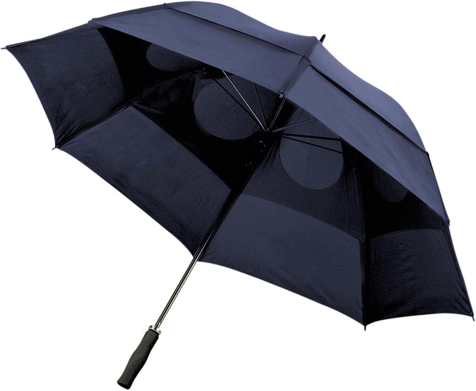 Polyester (210T) umbrella - Blue