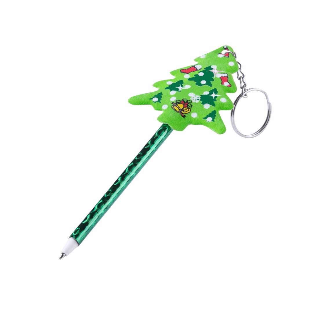 Pen Keyring Zarki - Green
