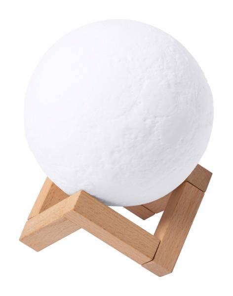 Bluetooth Speaker Yois - White / Natural
