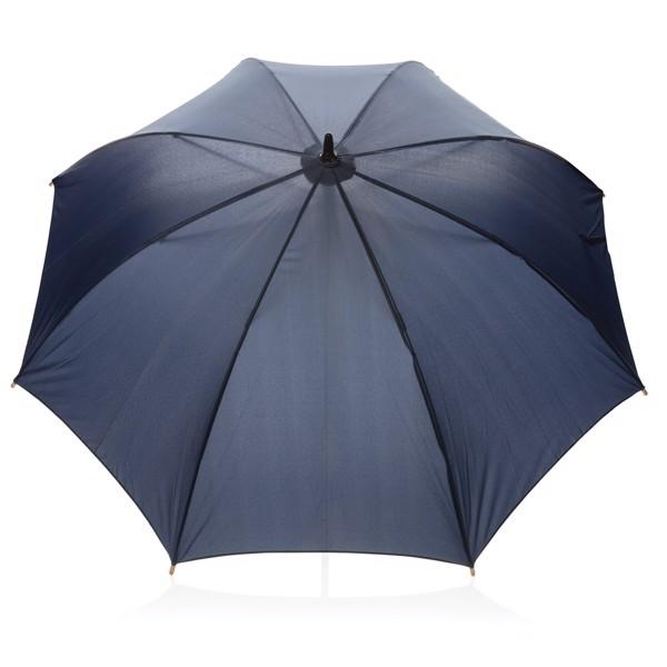 """23"""" automatický odolný deštník z RPET - Námořní Modř"""