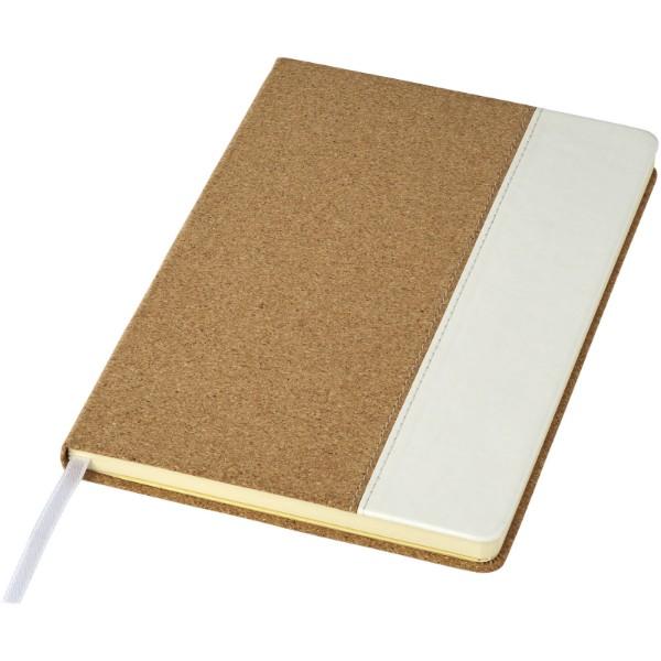 Korkový zápisník A5 Corby