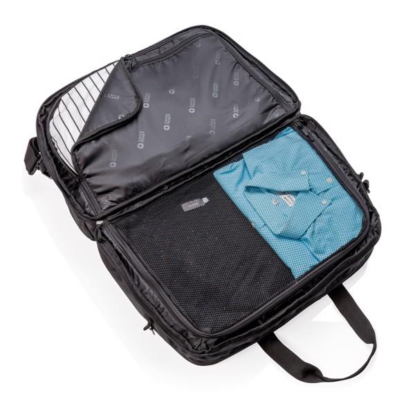 Swiss Peak RFID bőröndként nyitható hordtáska