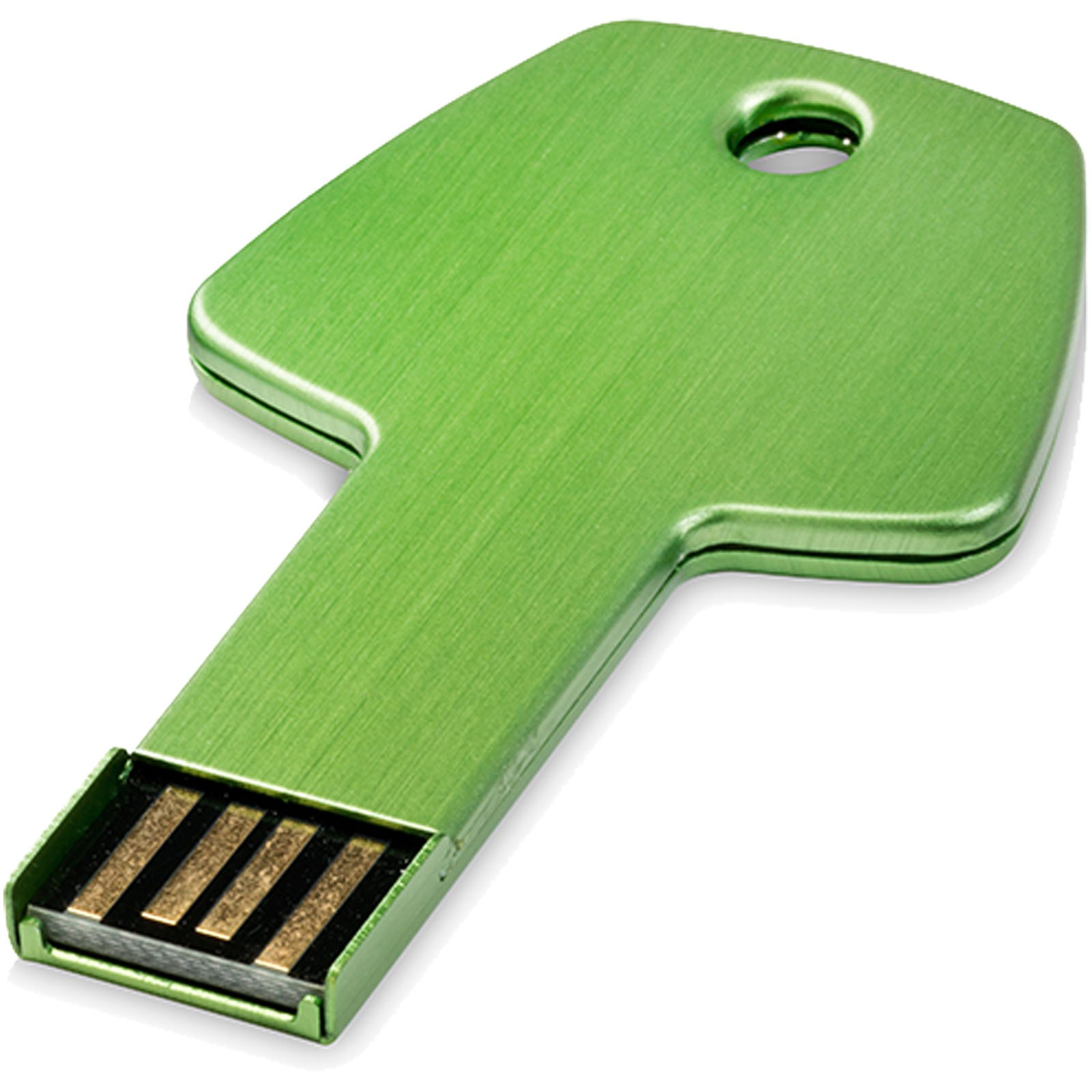USB key - Green / 1GB