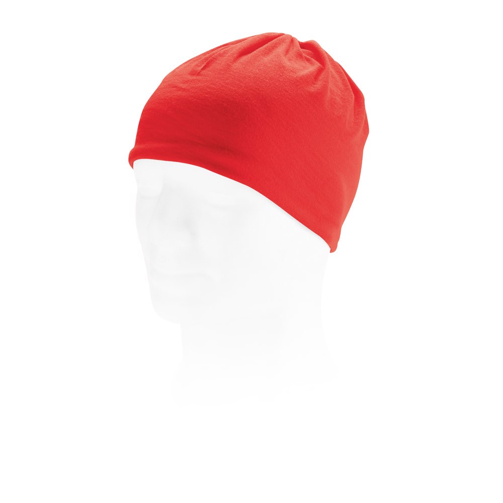 CHARLOTTE. Multifunction bandana - Red