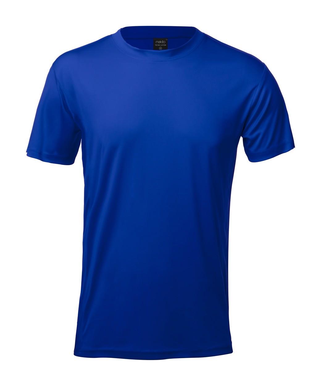 Sportovní Tričko Tecnic Layom - Modrá / XXL