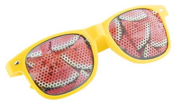 Sluneční Brýle Xaloc - Žlutá