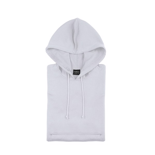 Kids Technique Sweatshirt Theon - White / 10-12
