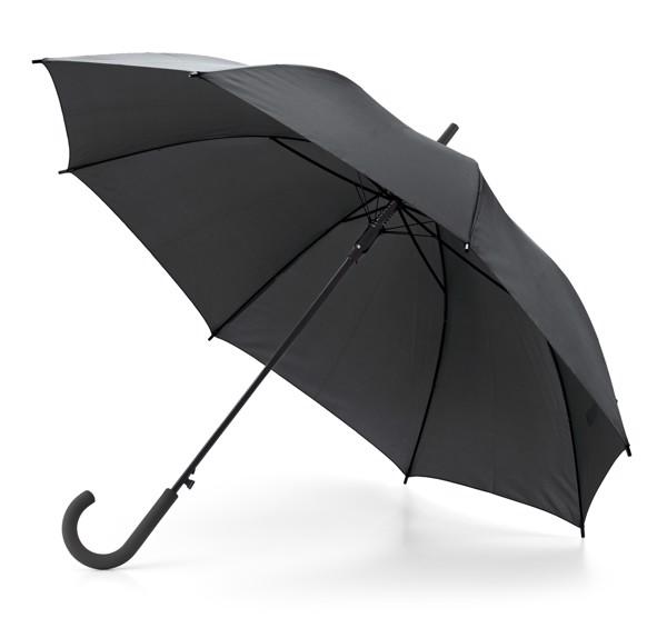 MICHAEL. Deštník s automatickým otevíráním - Černá
