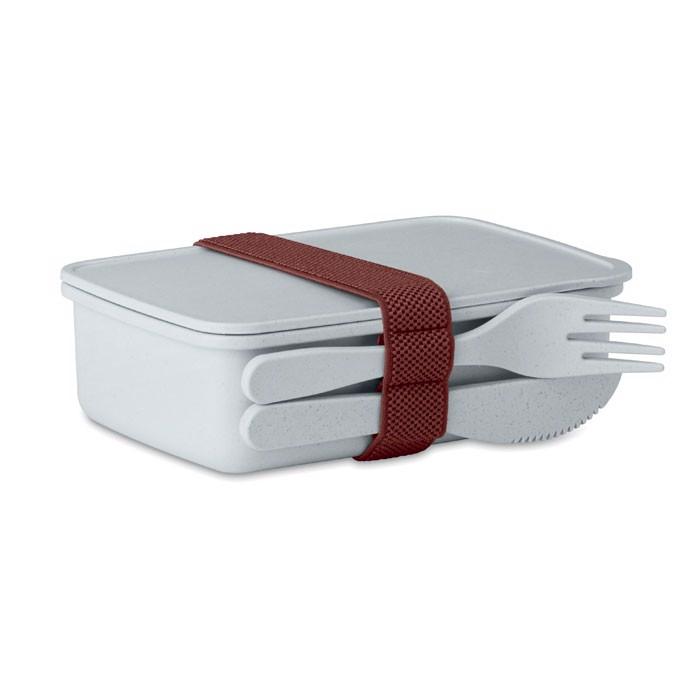 Pudełko na lunch Astoriabox - błękitny