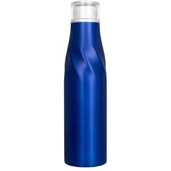 Hugo 650 ml seal-lid copper vacuum insulated bottle - Blue
