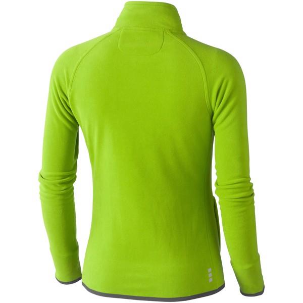 Brossard women's full zip fleece jacket - Apple green / S