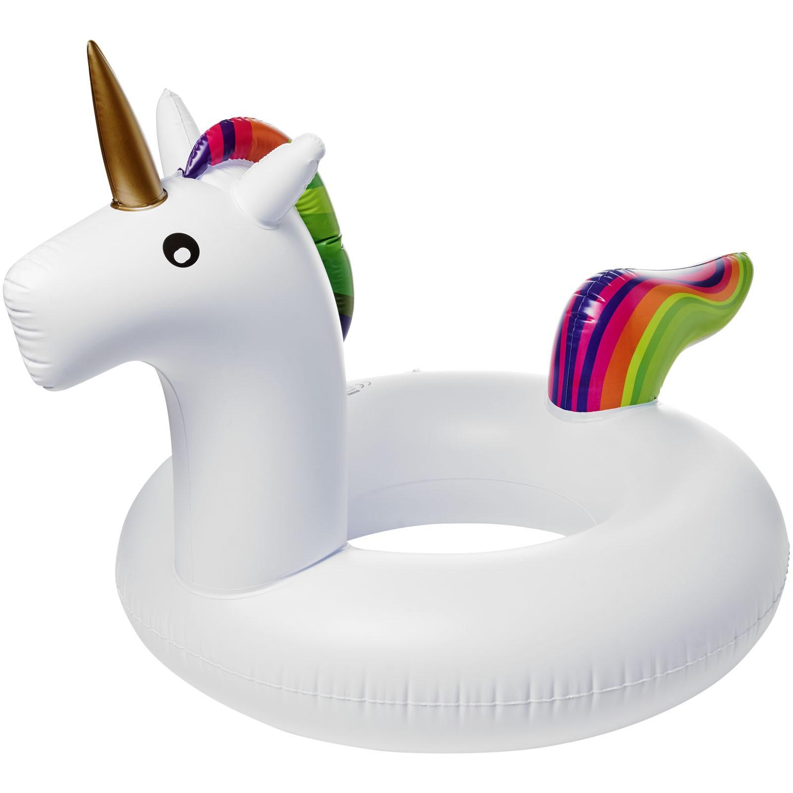 Unicorn inflatable swim ring
