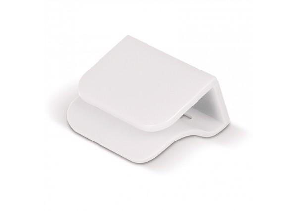 Funda webcam y limpiador de pantalla - Blanco
