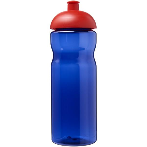 H2O Eco Bidón deportivo con tapa Dome de 650ml - Azul real / Rojo