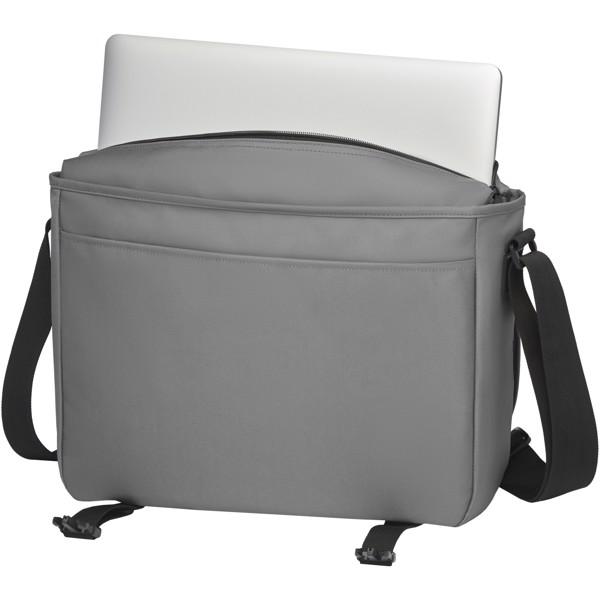 "Baikal taška na notebook zGRS RPET 15"" - Šedá"
