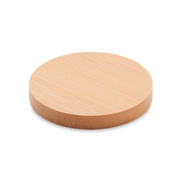 Bamboo bottle opener/ coaster Dakai