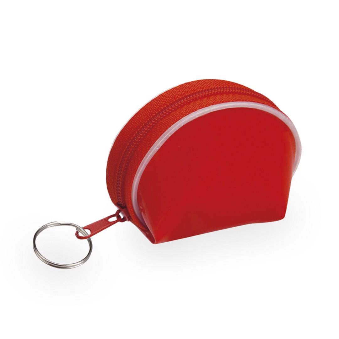 Llavero Monedero Dyna - Rojo