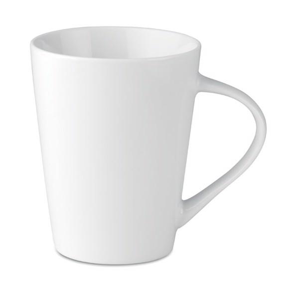 Porcelain conic mug 250 ml Rome