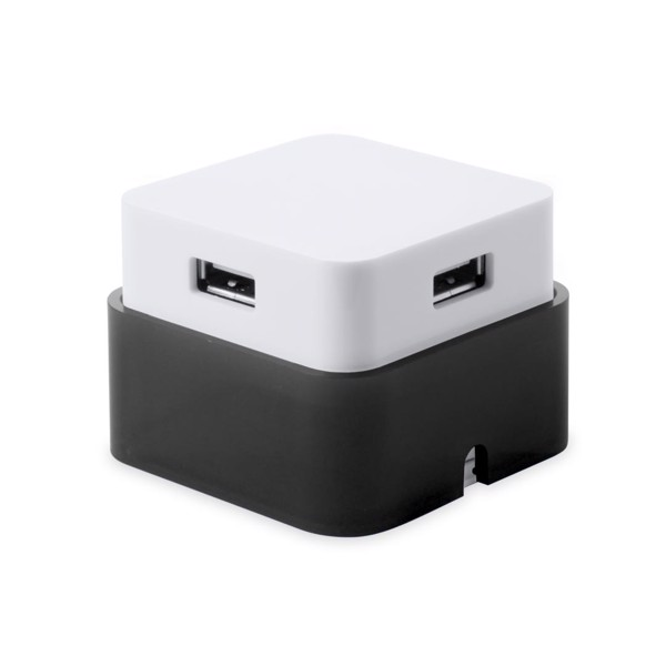 USB Hub Dix - Black