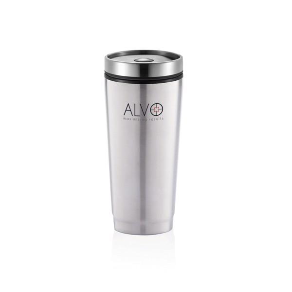 Ivópohár - Ezüst Színű
