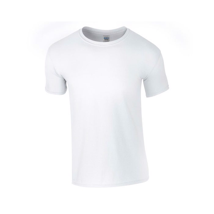 Ring Spun T-Shirt 150 g/m² Ring Spun T-Shirt 64000 - White / 3XL