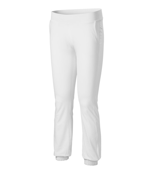 Sweatpants Ladies Malfini Leisure - White / 2XL