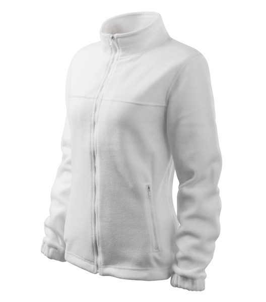 Fleece Ladies Rimeck Jacket - White / XL