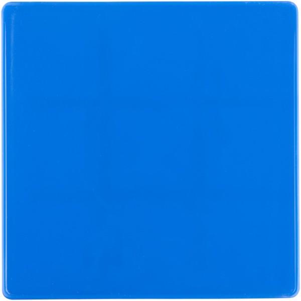 Magnetické piškvorky Winnit - Modrá / Průhledná