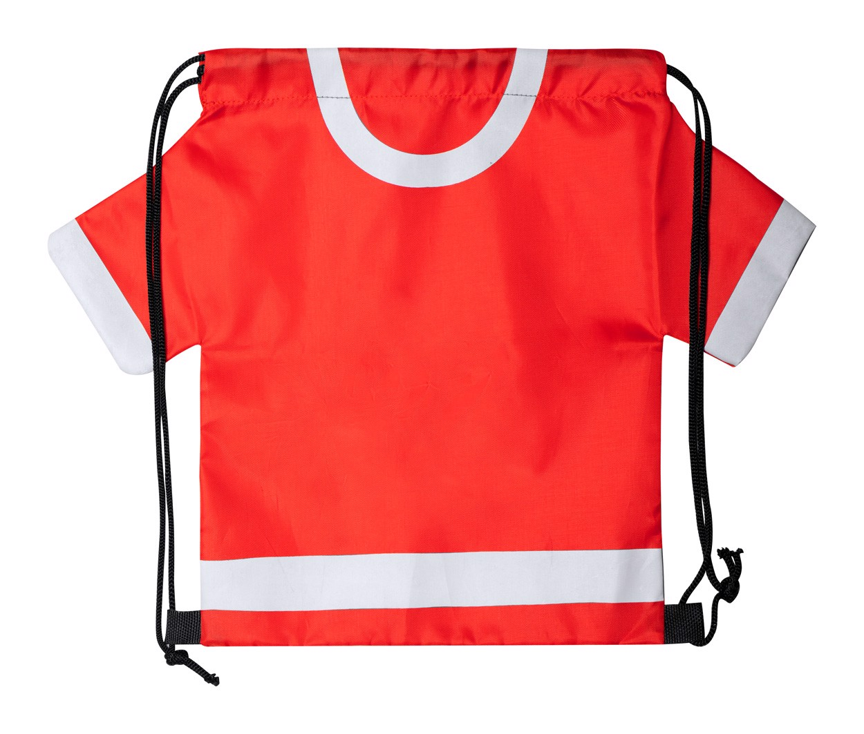 Drawstring Bag Paxer - Red / White