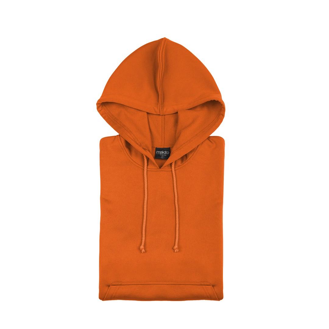 Sudadera Técnica Niño Theon - Naranja / 10-12