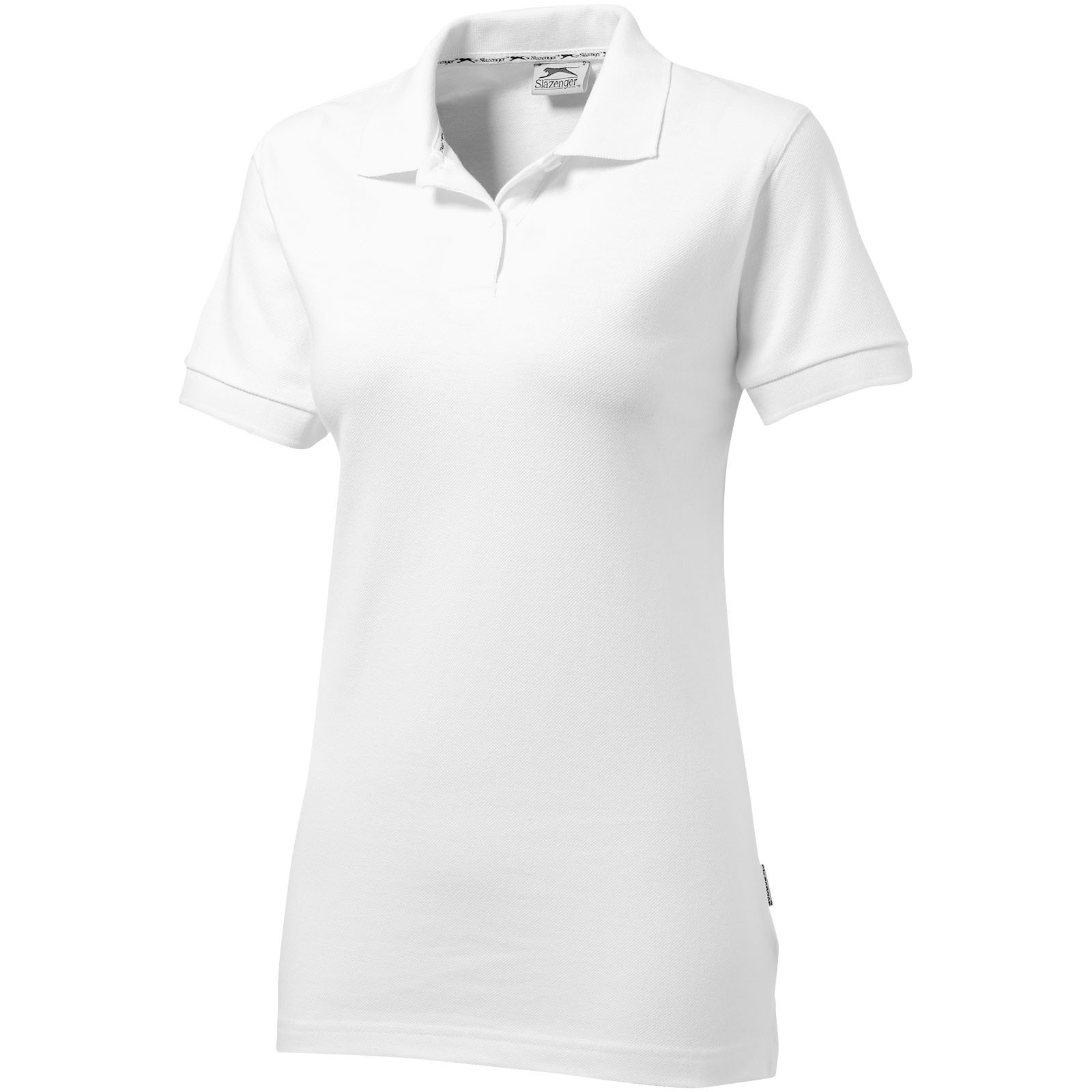 Forehand short sleeve ladies polo - White / M
