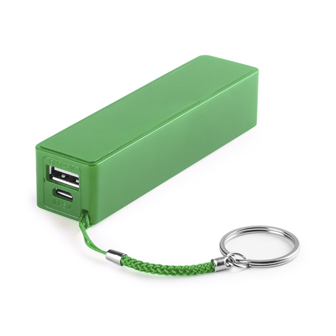Power Bank Kanlep - Grün