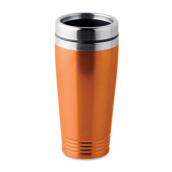 Double wall travel cup Rodeo Colour - Orange