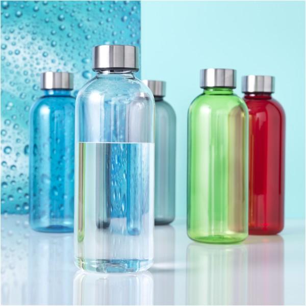 Láhev Spring - Transparentní modrá