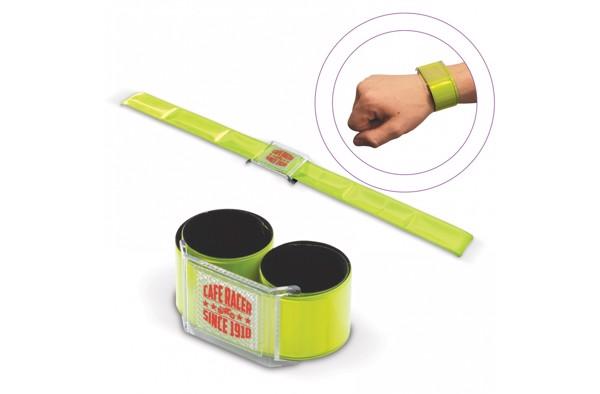 Safety slapwrap