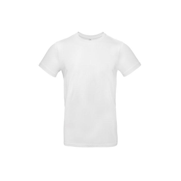 Triko 185 g/m² #E190 T-Shirt - White / 5XL
