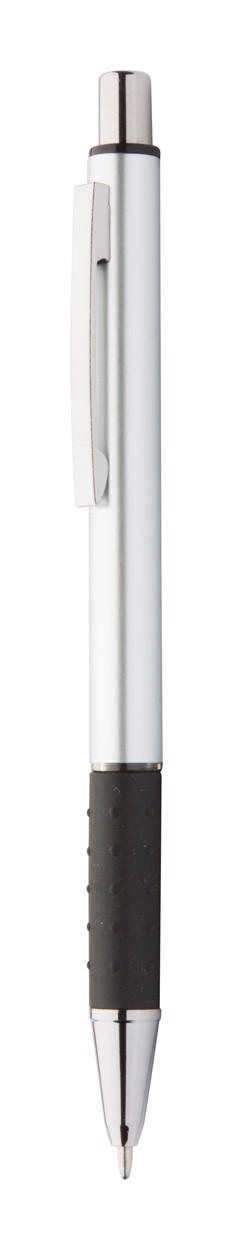 Kuličkové Pero Danus - Stříbrná