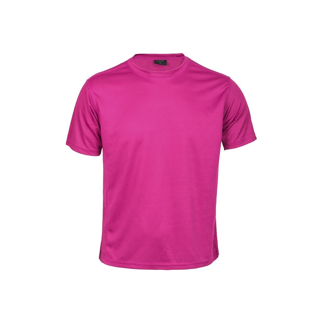 Camiseta Niño Tecnic Rox - Fucsia / 10-12