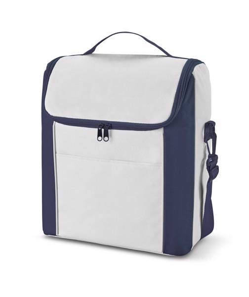 MELVILLE. Cooler bag 12 L - Blue