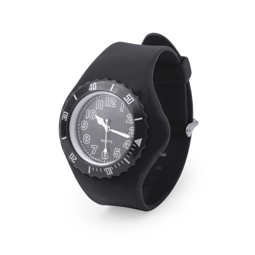 Reloj Trepid - Negro