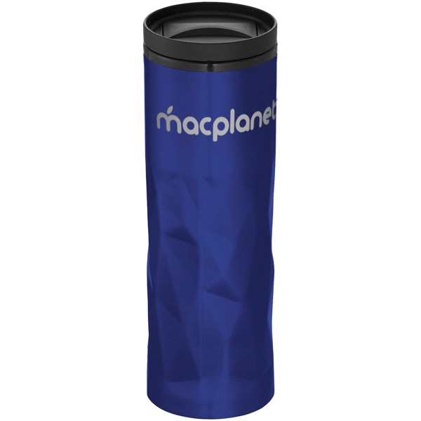 Torino 450 ml foam insulated tumbler - Royal blue