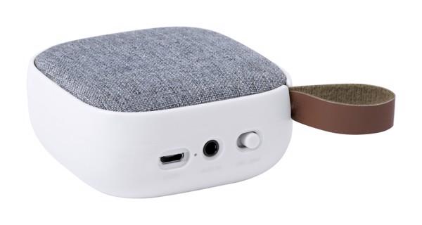 Bluetooth zvočnik Nerby – bel