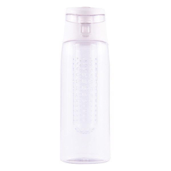 700 ml Frutello water bottle - White / Colorless